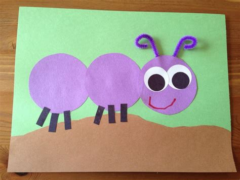 Construction Paper Crafts For Kindergarten - 25 best ideas about ant crafts on ant insect
