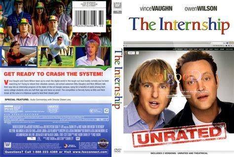 internship dvd scanned covers internship 2013