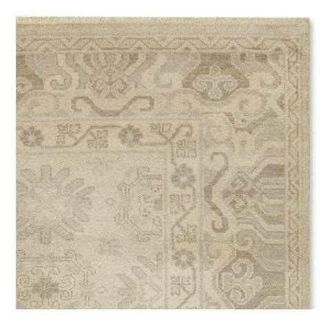 williams sonoma rugs desert flower knotted rug williams sonoma