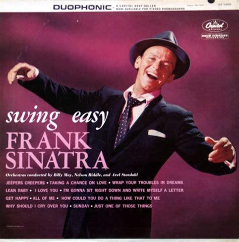 frank sinatra swing easy frank sinatra swingin brass records lps vinyl and cds