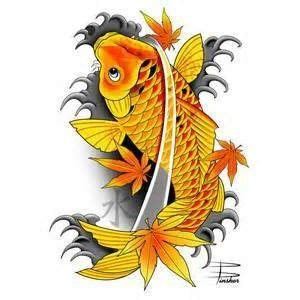 pin japanese koi fish tattoo meaning tribal tattoos design