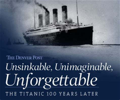 the unsinkable titanic the triumph a disaster books molly brown not just unsinkable but unforgettable