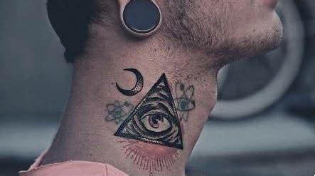 tatuajes para hombres cuello descargar imagenes
