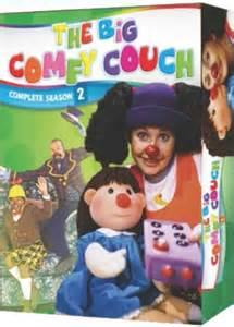 the big comfy season 2 new sealed 2 dvd set ebay