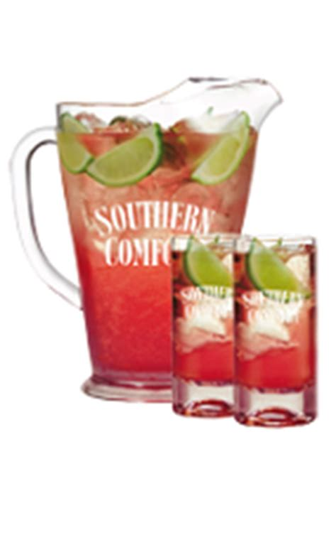 southern comfort and sprite scarlett o hara pitcher cocktail recipe with picture