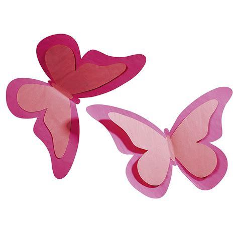 imagenes de mariposas color rosa deco mariposa color fucsia rosa decoraci 243 n en decowoerner