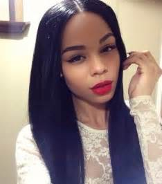 middle part black hairstyles search results for hair do with sew in weave with a part