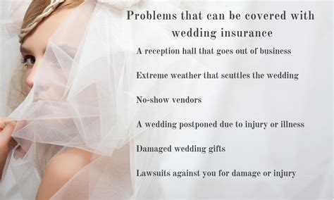 Wedding Insurance: Do You Take This Policy?