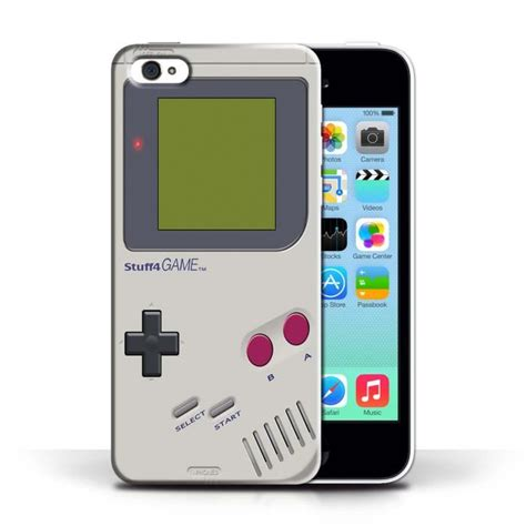 x mod game pour iphone coque apple iphone 5c game boy design console jeux