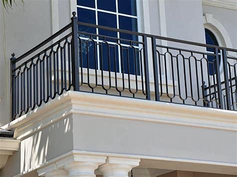 Ringhiera Terrazzo - ringhiere in ferro battuto per balconi esterni