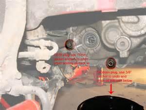 Acura Integra Automatic Transmission Fluid Putting Fluid In 5 Speed Transmission Clubintegra