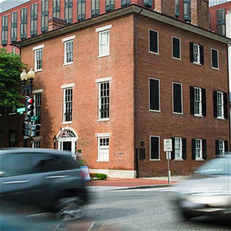 Decatur House by Decatur House National Trust For Historic Preservation