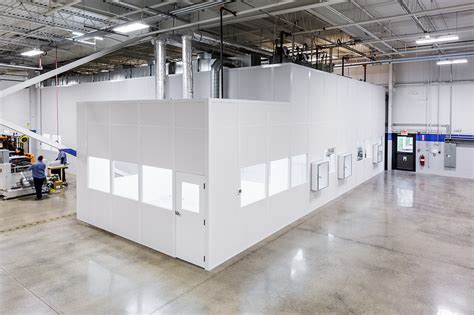 modular clean room how much space does your cleanroom need angstrom technology