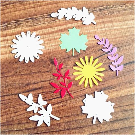 Cut Paper Crafts - diy metal cutting dies stencil paper craft card