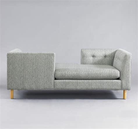 tete a tete sofa harrison tete a tete modern sofas by dwellstudio