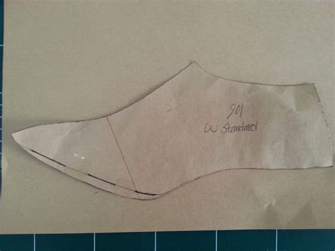 How To Make A Paper Shoe - how to make court shoe pumps pattern 2 w