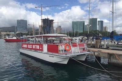 glass bottom boat tours oahu best oahu cruises and boat tours