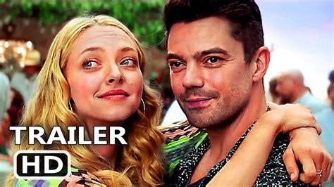 amanda seyfried new movie mamma mia 2 here we go again new trailer 2018 amanda