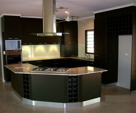 Kitchen Cabinets Wine Rack by New Home Designs Latest Modern Kitchen Cabinets Designs