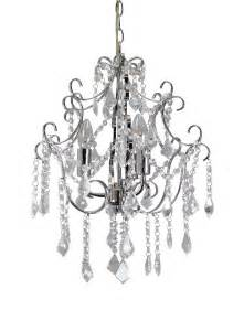 Chandelier Ceiling L Vintage Style Silver Chrome Glass 3 Light Ceiling Fitting Chandelier Ebay