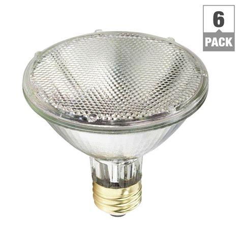 indoor recessed flood lights philips 75w equivalent halogen par30s indoor outdoor