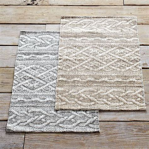 west elm cable rug cable knit rug rugs ideas