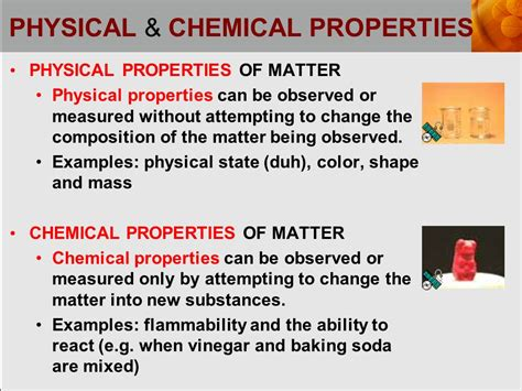 is color a physical or chemical property physical properties of matter vocabulary