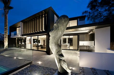 Lucerne Auckland Classic Car House E Architect Home Design Architects