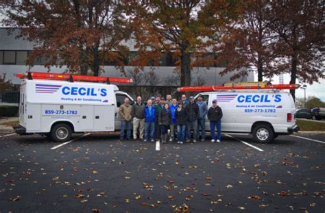 Fayette Plumbing Heating And Air Ky by Home Cecil S Heating Air Conditioning And Plumbing Ky