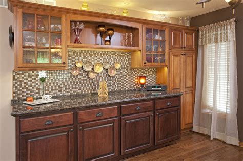 Lakeville Kitchens by Real Home Feature A Traditional Kitchen Gets Refreshed