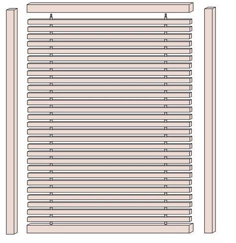 Balkon Sichtschutz Selber Bauen by Sichtschutz Selber Bauen 187 Bauanleitung Org