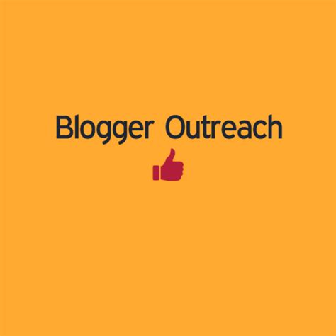 Blogger Outreach | blogger outreach get noticed start your outreach