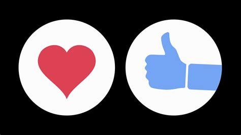 emoji like two social media emoji like icon animations portraying the