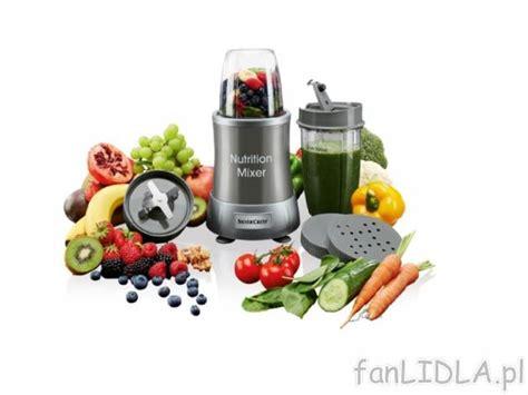 Blender Nutrition, Kuchnia   fanLIDLA.pl
