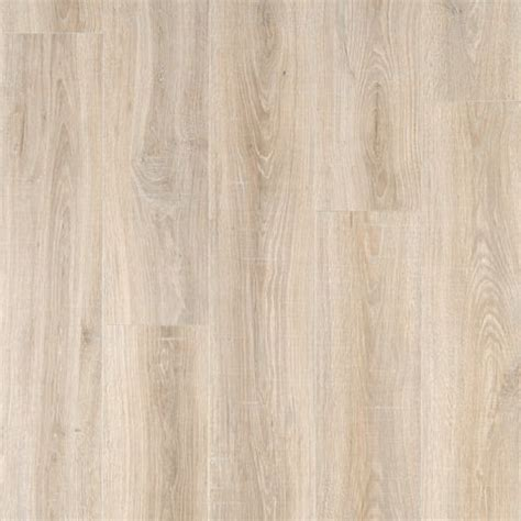San Marco Oak textured laminate floor. Light oak wood