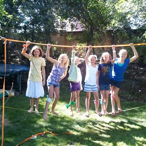 backyard tightrope 10 gifts to keep your kids active this winter