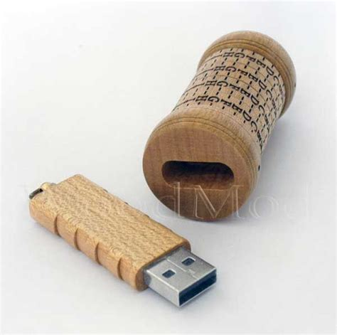 Cryptex Puzzle By Utama Craft cryptex usb i would like to make this one by myself