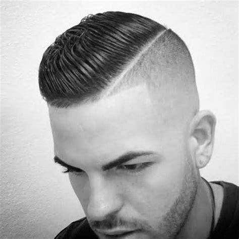 comb over bruash hair style 30 hard part haircut ideas for the modern dapper man