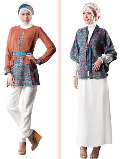Pakaian Batik Emy Lengkap Gamis Wanita Dan Kemeja Batik Pria 395 baju muslim batik modern wanita 2018