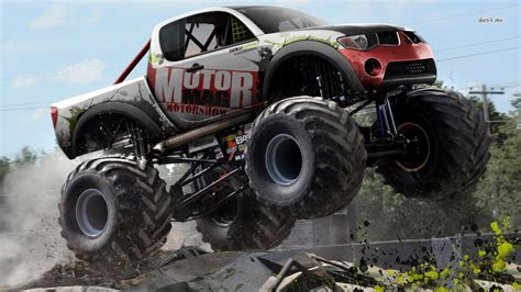best monster truck videos monster truck wallpapers hd download