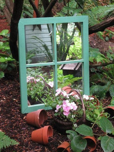 Spiegel Im Garten