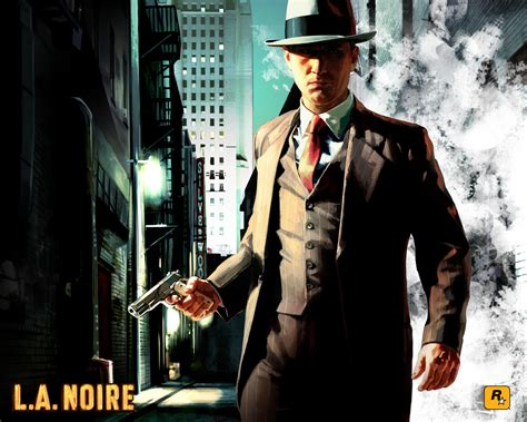 wallpaper game wallpapers background la noire