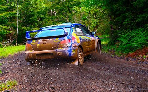 subaru drift wallpaper trees forests cars rally subaru subaru impreza wrc racing