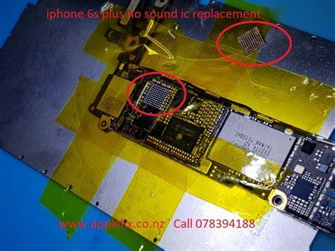 iphone    sound audio ic replacement applefix