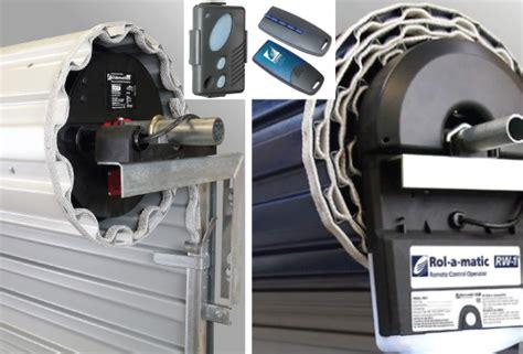 Glide Garage Door Rollers by Gliderol A Door Mini Doormatic Garage Doors