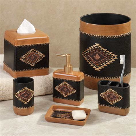 Southwestern Bathroom Accessories Desert Sun Southwestern Bathroom Accessories