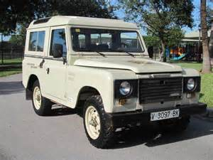 land rover santana 88 1984 land rover santana 88 lhd 6 pass 2 5l diesel
