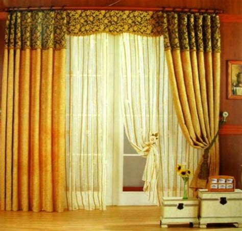 curtain design new home designs latest modern homes curtains designs ideas