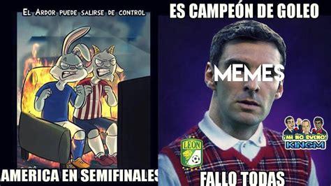 Memes Del America - america vs leon america a semifinales memes 2 1