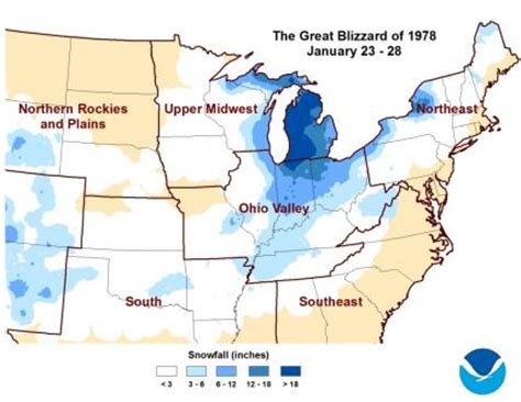 """using the regional snowfall index to evaluate the """"great"""